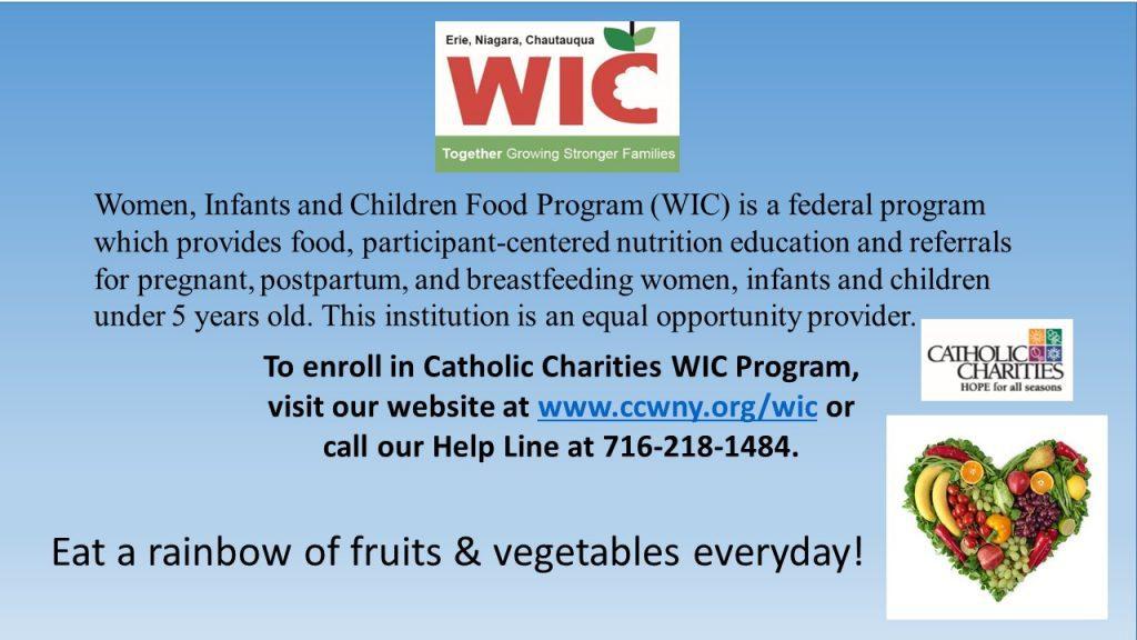YWCA WIC ad