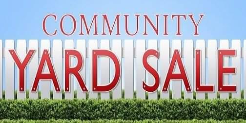 ywca commity yard sale