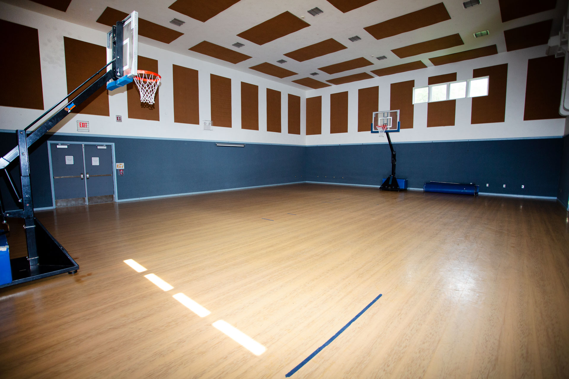 YWCA Westfield fitness center court gym after school programs