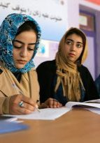 Afghanistan women's rights YWCA Empowering Women